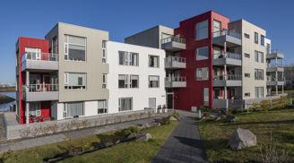 Mynd af Báruklæðningar á veggi